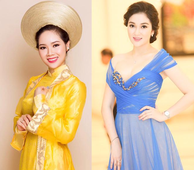 Dung mạo hiện tại của Nguyễn Thị Huyền, Mai Phương - 1