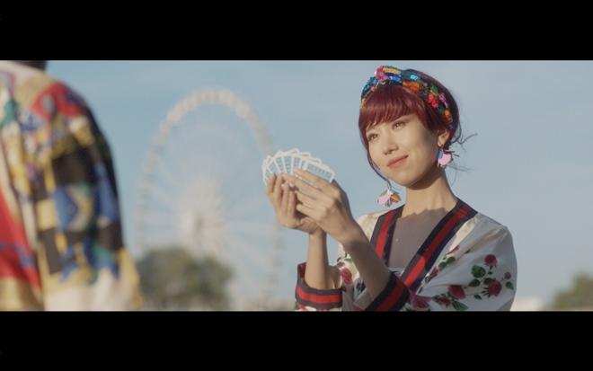 """Min sang Pháp làm MV với """"soái ca Tây"""" - 1"""