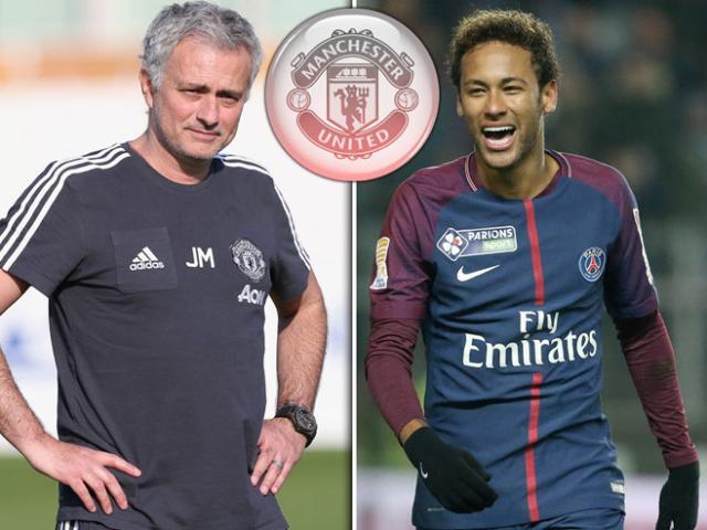 """MU săn """"siêu bom tấn"""" Neymar: 3 điều kiện vàng, Mourinho có ngán?"""