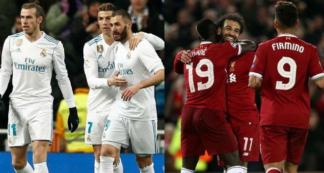 """Chung kết cúp C1: """"Thần tài"""" Real gọi Liverpool là bầy thú, chủ quan với Salah - 1"""