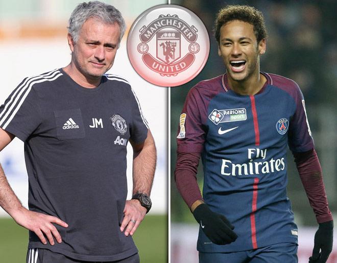 """MU săn """"siêu bom tấn"""" Neymar: 3 điều kiện vàng, Mourinho có ngán? - 1"""