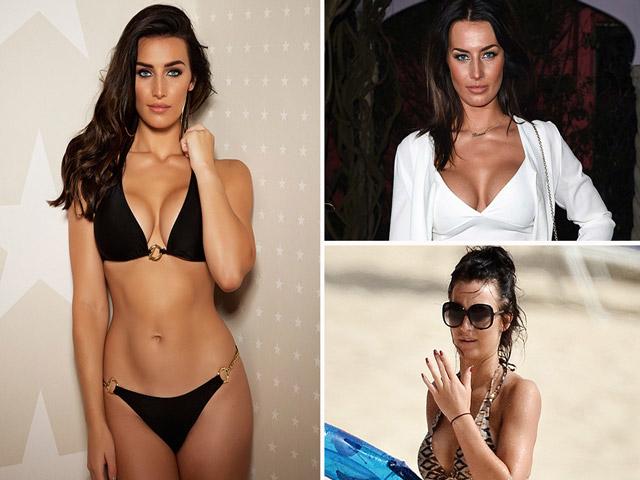 Siêu mỹ nhân World Cup: Vòng ba rực lửa của cô vợ nóng bỏng nhất Anh quốc