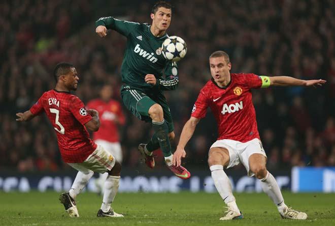 """""""Xem nhẹ"""" Liverpool, Ronaldo mơ được gặp MU ở chung kết cúp C1 - 1"""