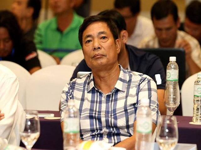 Ông Trần Mạnh Hùng được đề cử Phó chủ tịch VFF