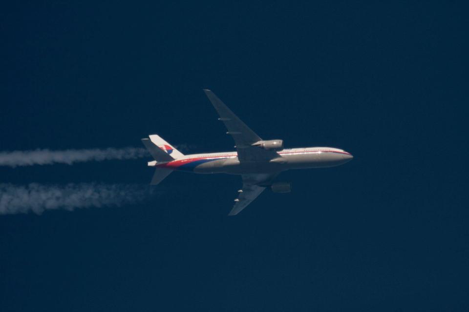 Những hình ảnh giúp giải mã bí ẩn MH370 - 1