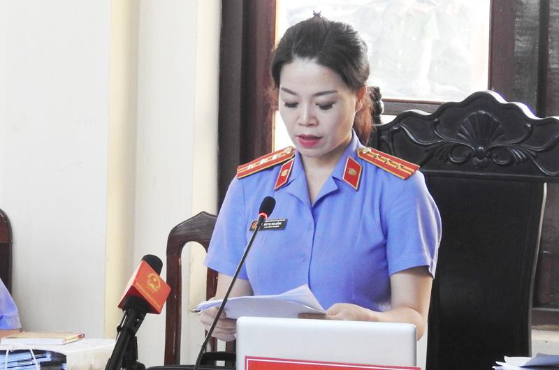 Vụ xử BS Lương: VKS lý giải việc ông Trương Quý Dương không bị cấm xuất cảnh - 1