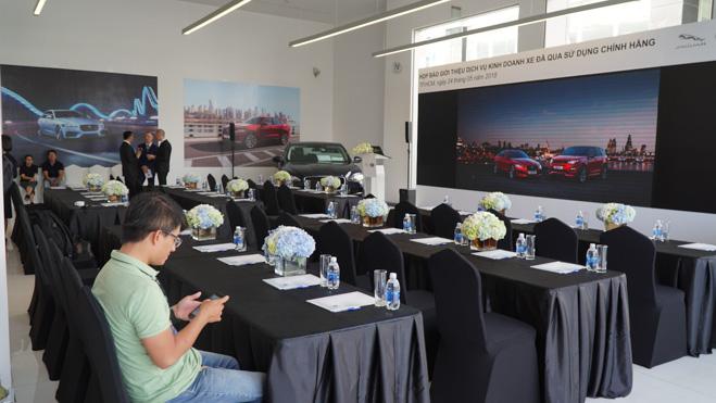 """Dịch vụ kinh doanh """"xe đã qua sử dụng"""" của Jaguar Land Rover lần đầu tiên xuất hiện tại Việt Nam - 1"""
