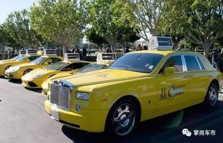 """Biến siêu xe thành taxi """"hai lúa"""", đút túi ngay chục triệu/giờ - 1"""