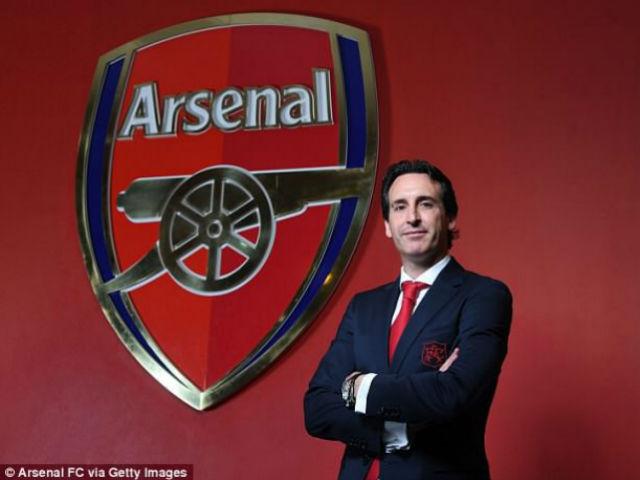 Arsenal đón Emery thách đấu MU – Man City: Tướng loại 2, ngừng ảo tưởng - 1