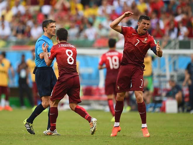 Chung kết C1: Real không sợ Liverpool mạnh, chỉ sợ trọng tài ghét Ronaldo - 1