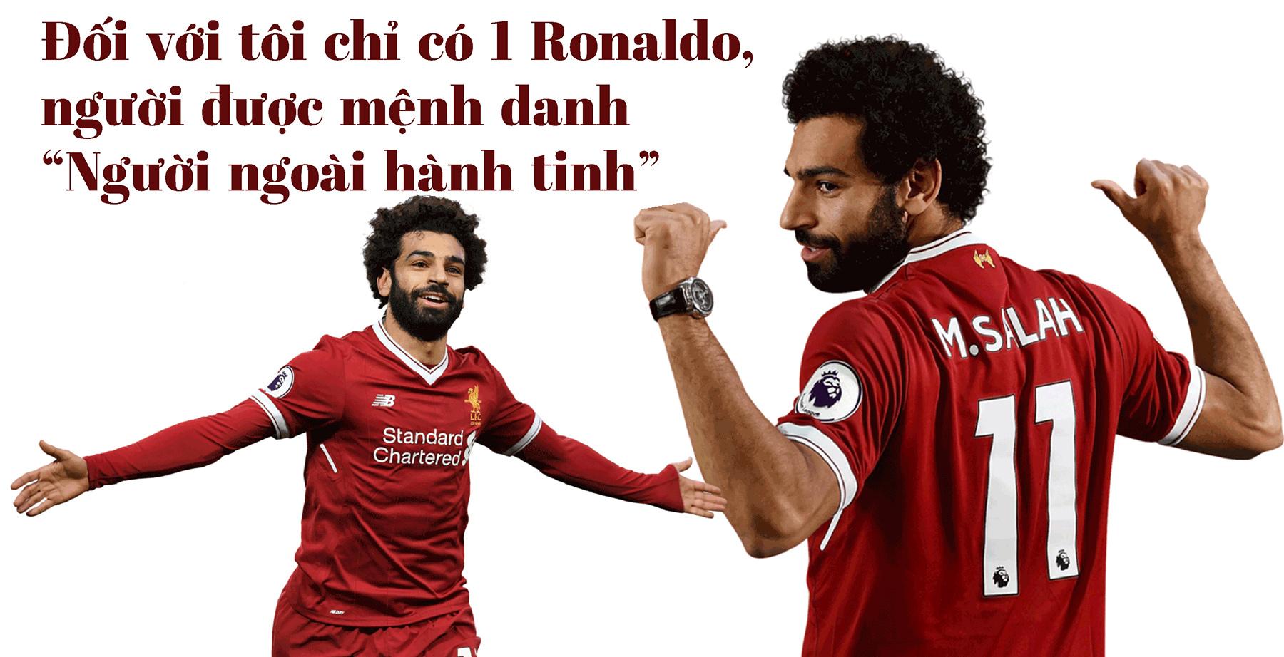Chung kết cúp C1: Salah và giấc mơ vĩ đại như Ronaldo, tham vọng minh chủ châu Âu - 4