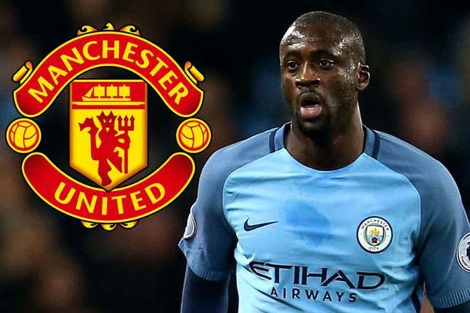 Chuyển nhượng MU: Yaya Toure muốn đến Old Trafford, sát cánh cùng Pogba - 1