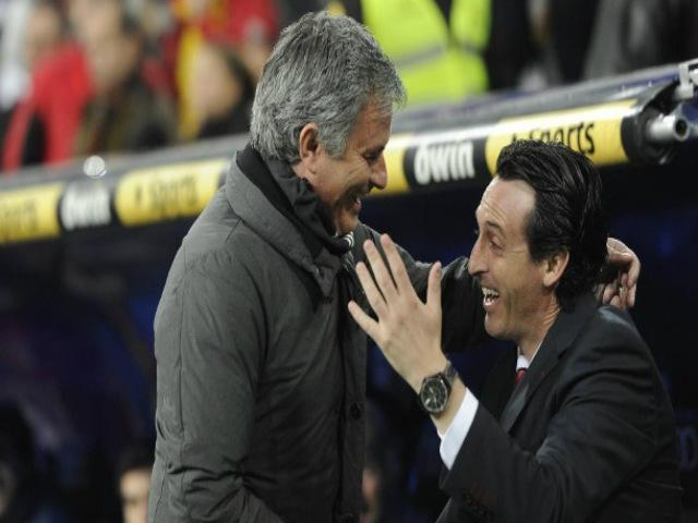 HLV Emery đến Arsenal, 5 sao PSG đổ bộ: Tuyên chiến MU - Mourinho