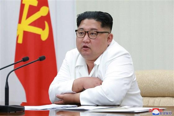 """Ngay sau hủy gặp Kim Jong-un, Trump nói quân đội Mỹ """"sẵn sàng"""" - 1"""