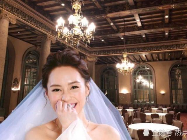 10 năm sau scandal ảnh sex, Chung Hân Đồng làm đám cưới ở khách sạn cổ kính