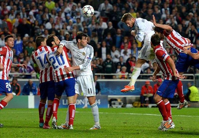 """Chung kết Cúp C1: Real - Ronaldo luyện """"đòn kịch độc"""", Liverpool run sợ - 1"""