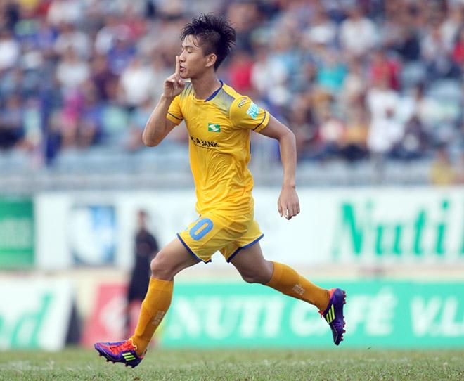 HAGL đấu SLNA: Thủ quân Xuân Trường ngại nhất Văn Đức U23 - 1