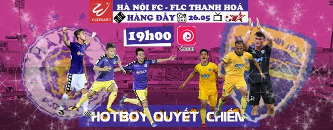 Sao U23 VN ở Hà Nội FC quyết đấu Thanh Hoá: Ôm mộng bá vương - 1