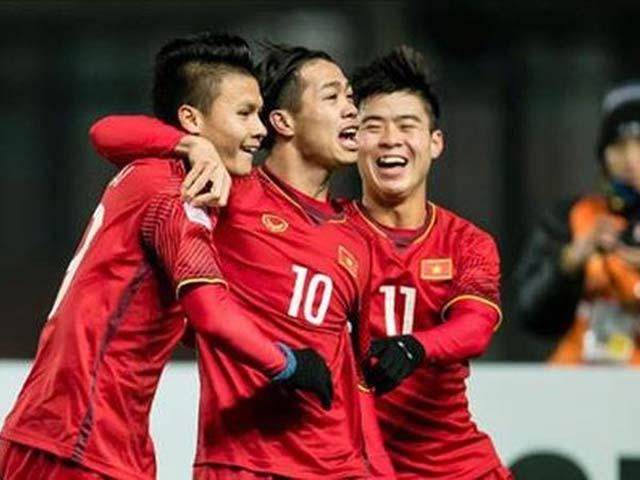 U23 Việt Nam đụng 'hàng khủng' trước Asiad 2018