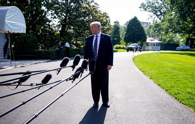 Trump đổi giọng sau khi hủygặpKim Jong-un, điều gì đang diễn ra? - 1