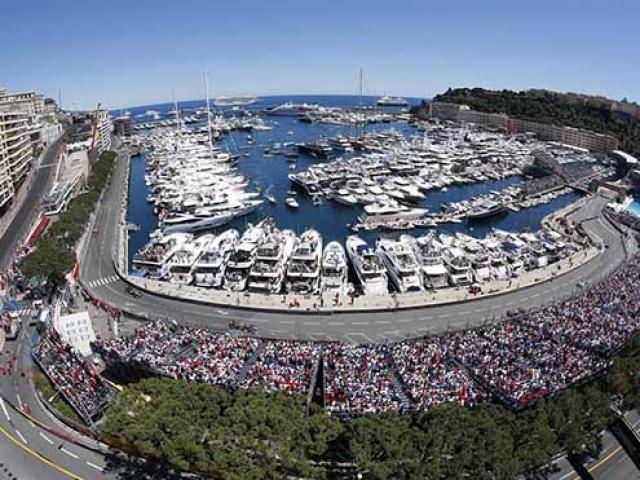 Đua xe F1, Monaco GP: Tốc độ và những cái đầu lạnh