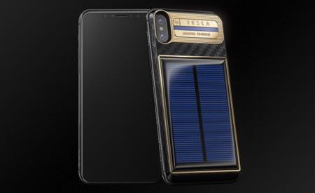 Gắn thêm thứ sang chảnh này, iPhone X nâng giá lên cả trăm triệu - 1