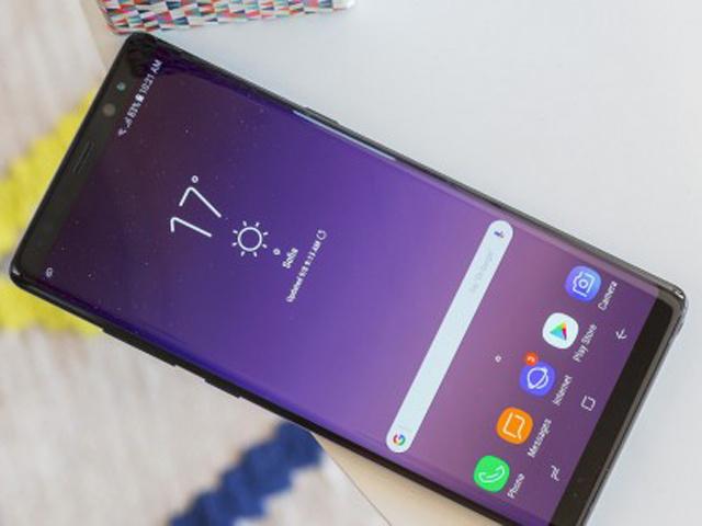 Lộ điểm hiệu năng Galaxy Note 9 chạy vi xử lý Exynos 9810