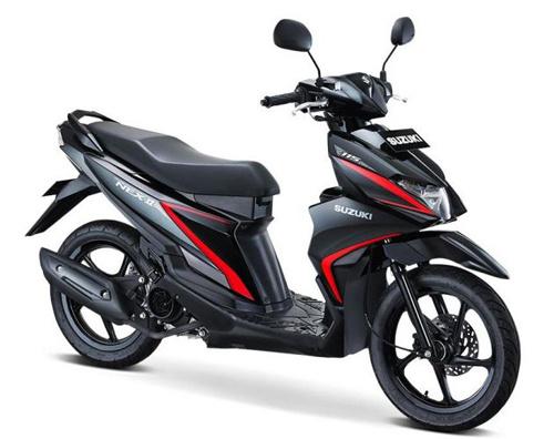 Chốt giá xe tay ga giá rẻ Suzuki Nex II 2018, từ 22,3 triệu đồng - 1