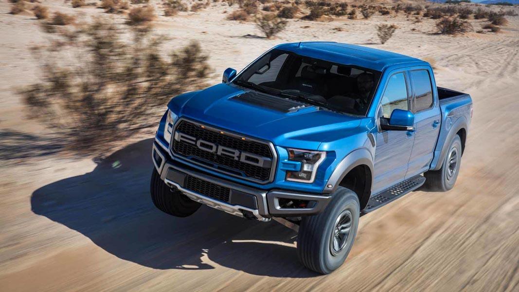 Ford F-150 Raptor 2019: Siêu bán tải mới với khả năng vận hành vượt trội hơn - 1