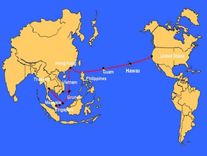 Cáp AAG được sửa đến ngày 5/6, kết nối Internet từ Việt Nam đi quốc tế lại ảnh hưởng - 1