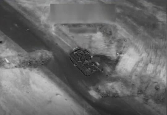 """Tiết lộ mới vụ Mỹ """"giết hàng trăm tay súng Nga và Syria"""" - 1"""
