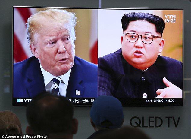 Hành động này cho thấy thượng đỉnh Mỹ-Triều không bị huỷ - 1
