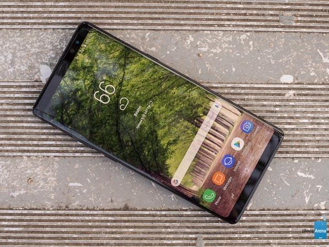 """Galaxy Note 9 sẽ có RAM """"khủng"""" 8GB"""