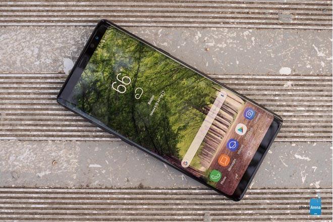 """Galaxy Note 9 sẽ có RAM """"khủng"""" 8GB - 1"""