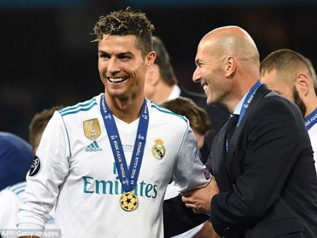 Real vô địch C1: Ronaldo núp bóng Bale, gây chấn động đòi ra đi?
