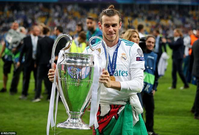 Sau CR7 đòi rời Real, siêu sao Bale lại làm ông trùm Perez choáng váng - 1