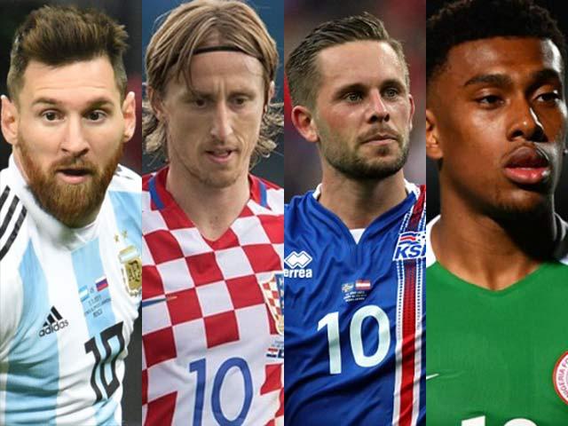 """Nhận định Bảng D World Cup 2018: """"Tử thần"""" chờ Messi, Modric - 1"""