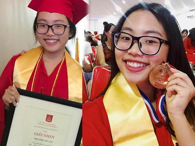 Phương Mỹ Chi tốt nghiệp loại giỏi, đập tan tin đồn mê hát bỏ bê học hành