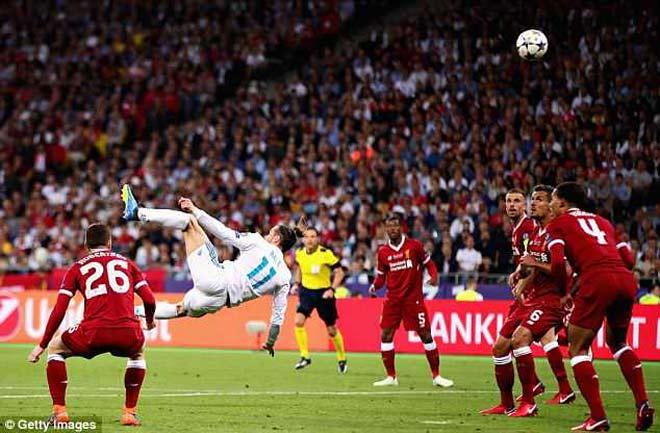 Bale, siêu anh hùng Cúp C1: Vẫn bị Real - Ronaldo hắt hủi, lủi thủi uất hận - 1