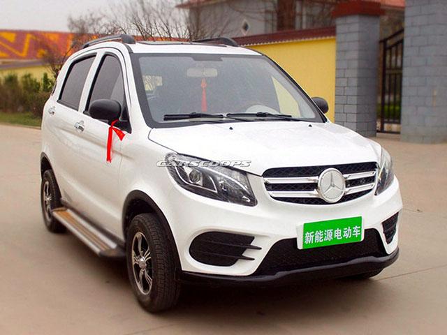 "Ngắm xe Trung Quốc ""nhái"" Mercedes-Benz GLE và RangeRover Evoque"