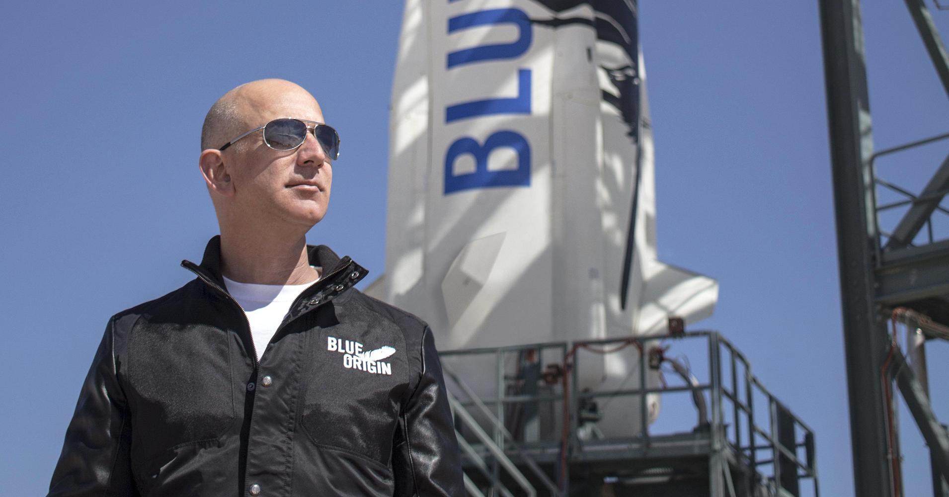Tỷ phú giàu nhất TG và tham vọng đưa 1000 tỷ người ra sống ngoài vũ trụ - 1