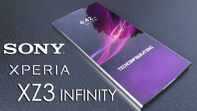 Sony Xperia XZ3 INFINITY: Giấc mơ bá chủ siêu phẩm smartphone - 1