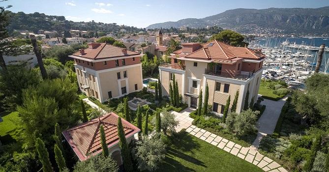 Cận cảnh biệt thự nghỉ dưỡng hơn 1,5 nghìn tỷ đồng trong khu tỷ phú tại Pháp - 1