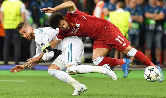 Ramos đo ván Salah, Real bá chủ Cúp C1: Liverpool đã khác nếu học Barca - 1