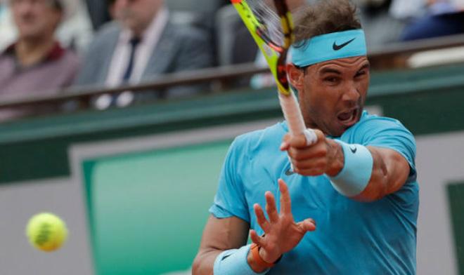 Nadal - Bolelli: Cơn mưa cứu nguy, tie-break nghẹt thở (V1 Roland Garros) - 1