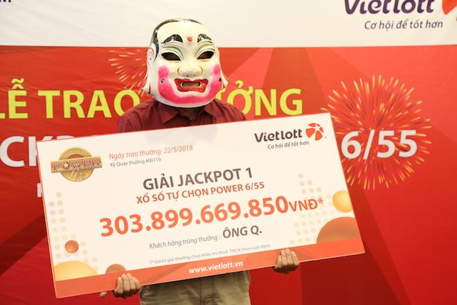 Người trúng giải Jackpot của Vietlott có thể sẽ phải đóng thuế gấp đôi - 1