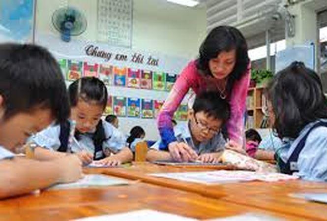 40% giáo viên chưa đạt chuẩn: Giải quyết thế nào? - 1