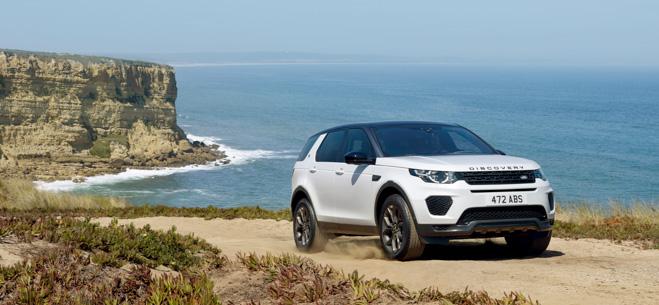 Land Rover ra mắt Discovery Sport Landmark nhằm đánh dấu kỷ lục doanh số - 1