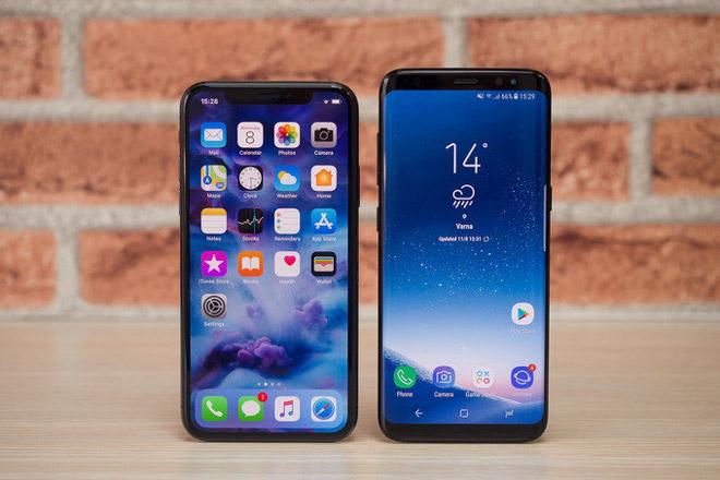 Samsung có doanh số bán hàng cao nhất quý 1 - 1