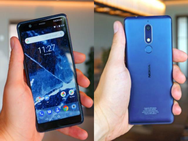 Trên tay smartphone mới Nokia 5.1 giá chỉ 5 triệu đồng